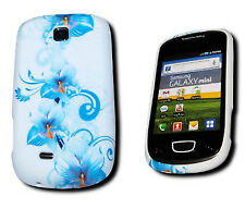 DESIGN No.4 SILIKON TPU CASE COVER HANDY  HÜLLE für SAMSUNG S5570 GALAXY MINI
