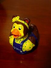 Pa Chapter-March of Dimes 2004 RUBBER DUCKY Squeak Toy