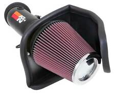 K&N 69 Series Typhoon Air Intake System 15-16 Dodge Challenger & Charger Hellcat