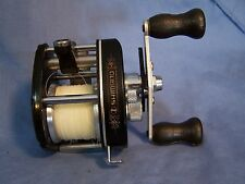 Shimano Bantam 10SG Professional Bait Casting Fishing Reel TESTED superb! Japan