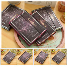 Vintage Originality Constellation Notebook Diary Journal Note Book  Hard Cover