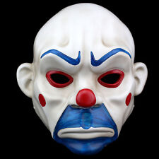 M51 Joker Bank Robber Mask Clown Batman Dark Knight Cosplay Halloween Costume