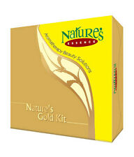 Nature's Essence Aromatherapy Beauty Solutions Mini Gold Kit - Free Postage
