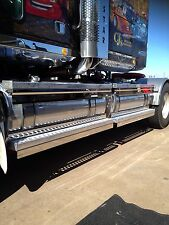Stainless Steel Tank Step Accessories to suit current model Western Star