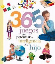 Embarazo y Primeros Años: 365 Juegos para Potenciar la Inteligencia de Tu...