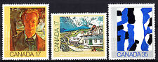 CANADA 887 888 889 COMMERATIVES 1981   MNH OG VF C489