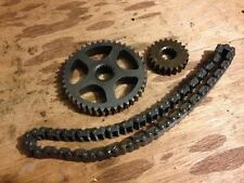 2004 Ski-Doo MX Z 600 HO REV / Renegade gear box chain and gears