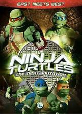 New: NINJA TURTLES - The Next Mutation: East Meets West DVD