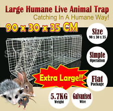 Extra Large Humane Live Animal Possums Rat Cat Rabbit Hare Bird Bait Rat Trap