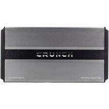Crunch PD40004 Power Drive Pro Power 4-Channel 4000W Amplifier