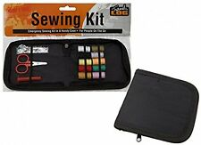 Travel Log Emergency Sewing Kit In A Handy Case For Travel And Holidays Etc.