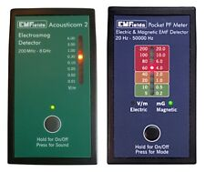 Acousticom 2 + PF5  Meter - Radio Frequency, Electric and Magnetic Field Meters