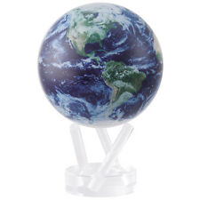 "Mova MG-45-STE-C Satellite View with Clouds 4.5"" Rotating Globe"