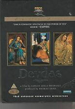 Devdas - Shah Rukh Khan [2Dvds set] 1st Edition Released with Postcard & Booklet