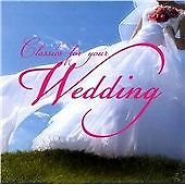 CLASSICS FOR YOUR WEDDING USED CD