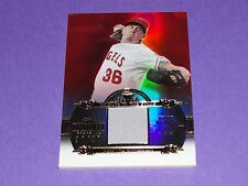 2013 Topps Tribute JERED WEAVER Stars Game Used Relic Red SP/10 ANGELS Cal State
