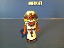 (L131) Playmobil série égypte pharaon égyptien 4242 4240 4241