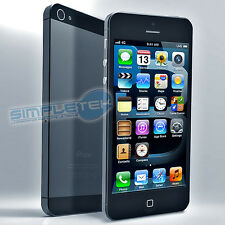 APPLE IPHONE 5 NERO 32 GB COME NUOVO + SCATOLA ORIGINALE + ACCESSORI + GARANZIA