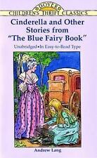 Dover Children's Thrift Classics: Cinderella and Other Stories from the Blue...