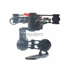 3 Axis Brushless Gimbal Gopro Camera Stabilizer with Motors & Controller for FPV