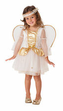 Kids Child Angel Fancy Dress Costume Toddler Christmas Outfit 2-3 Yrs