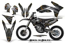 KTM 250SX 350SX 450SX 2011-2012 GRAPHICS KIT CREATORX DECALS STICKERS RNBBNP
