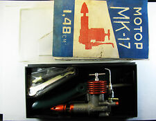 Vintage USSR NEW UNTOUCHED Aircraft Airplane diesel MK-17 Compression Engine (2)