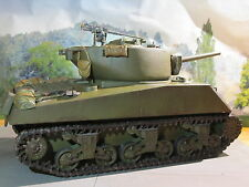 M4a3e2 Sherman JUMBO COMPLETO KIT carro armato US Tank KIT KIT scala 1/16