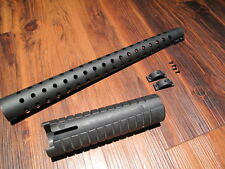 Pardner Pump Synthetic Shotgun Forend and Heat Shield Black Tactical 12 Gauge