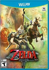 The Legend of Zelda: Twilight Princess HD (Nintendo Wii U 2016) Brand New