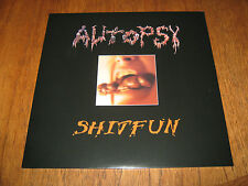 "AUTOPSY ""Shitfun"" LP  abscess death exhumed"