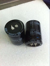 Electrolytic Capacitor 80V 15000uF 35*50  mm