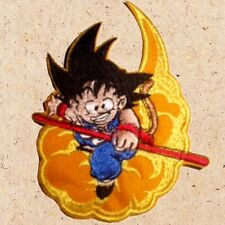 Young Goku Patch Dragon Ball Z DBZ GT Vegeta Piccolo Turtle Roshi Embroidered