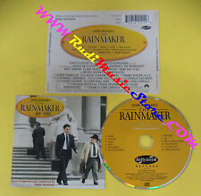 CD SOUNDTRACK Elmer Bernstein ‎John Grisham's The Rainmaker no lp dvd vhs(OST3)