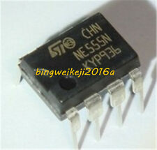 10pcs NE555N NE555 DIP-8 Program Oscillator Timer Original New