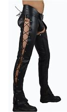 770 real leather chaps, leder chaps/pantalon/cuir gay chaps/pantalon
