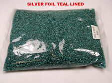 WHOLESALE LOT 500 GRAMS 12/0 GLASS SEED BEADS CLEARANCE (SS-710)