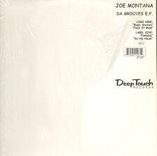 JOE MONTANA - Da Grooves E.P. - DEEP TOUCH