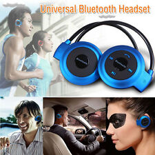 Bluetooth Mini Wireless Stereo Headset Headphone Earphone for Samsung iphone New