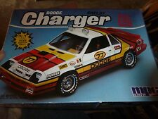 MPC DODGE SHELBY CHARGER RALLY MODEL CAR MOUNTAIN 1/25 OPen