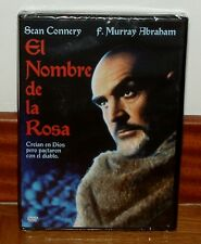 EL NOMBRE DE LA ROSE-LA NOM OF THE ROSE DVD NEUF SCELLÉ