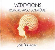 LIVRE AUDIO MP3 - Méditations : Rompre avec soi-même Joe Dispenza - PAS DE CD
