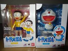 Bandai Figuarts Zero Nobi Nobita and Figuarts Doraemon Action Figure Set Of 2
