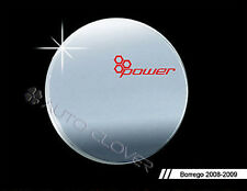 Chrome Fuel Gas Cap Cov Emblem For 08 10 Kia Borrego : Mohave