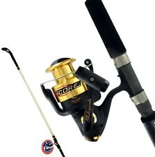 Shakespeare Ugly Stik 7' Saltwater Fishing Rod & Reel Combo BWS70
