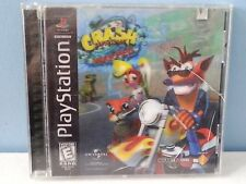 Playstation Crash Bandicoot Warped  hologram case TESTED WORKS