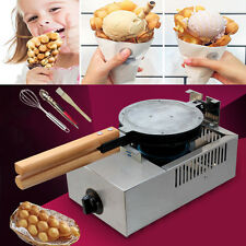 Professional Gas Cake Oven QQ Egg Bread Waffle Maker Baking GS01 Machine