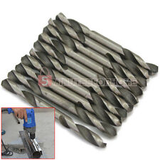 10Pcs Twisted Double Ended Drill Bit Set 4.2mm Metal End For Drilling Hole 5m9e