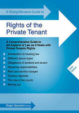 Straightforward Guide to the Rights of the Private Tenant, A, Roger Sproston, Go