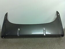 LOTUS ELISE S2 REAR WINDOW SHROUD WITH SOFT TOP PRETENSIONER IN GREY